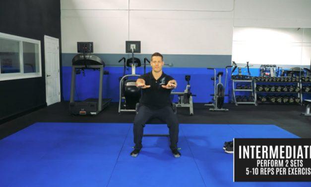 5 Best Exercises to Improve Leg Strength & Balance