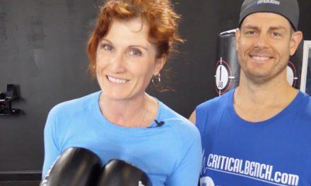 1-2-Strike Kickboxing Workout