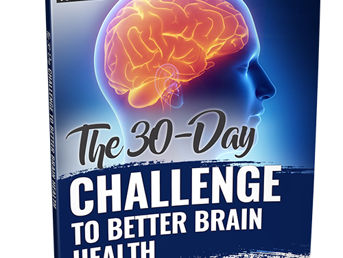 30 Day Challenge to Better Brain Health