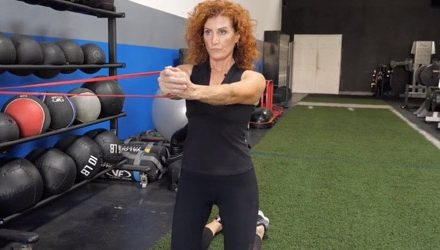 Core Action At Home Workout